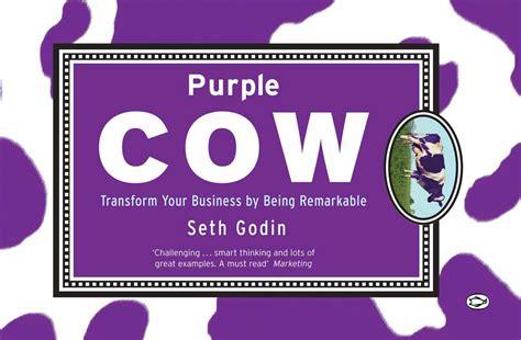 Seth Godin Mba Alternative by Plava Krava Purple Cow Godin Marketingitd