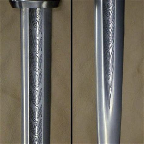 pattern welded viking sword pattern welded viking sword show and tell bladesmith s