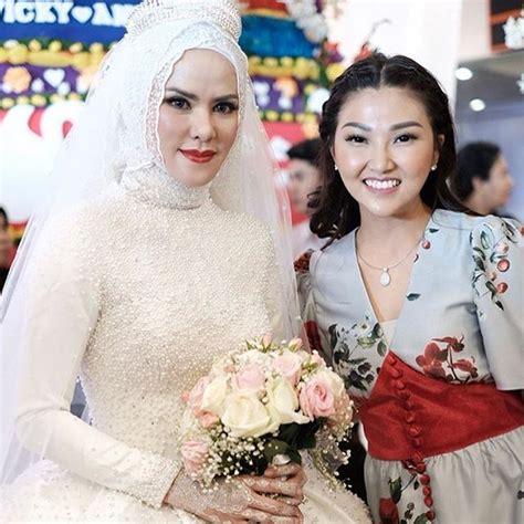 Gaun Pengantin Warna Ivory Wedding Gown Baju Pengantin Import gaun pengantin elga ivory bridal