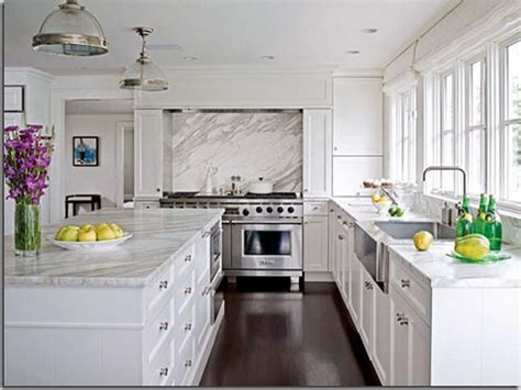 Kitchen Countertops With White Cabinets | white kitchen cabinets quartz countertops kitchen and decor