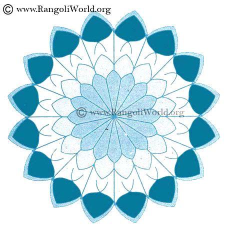 leaf pattern rangoli rangoli gallery