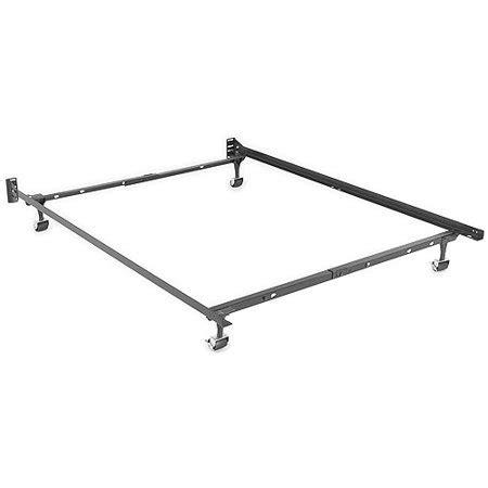heritage adjustable bed frame walmart