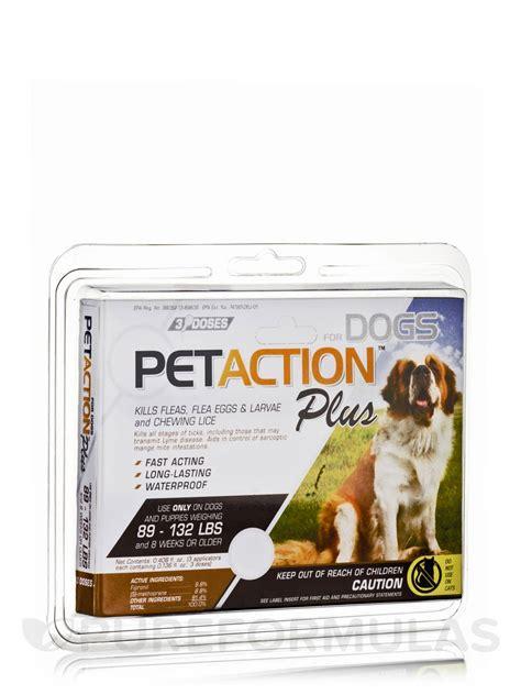 puppy plus pet plus for x large dogs 3 applicators 0 136 fl oz each 0 408 fl oz
