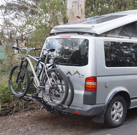 Vw Bike Rack by Isi Advanced Bicycle Carrier And Bike Rack Systems Vw T5