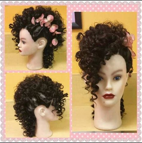 my perm wrap my perm wrap creative perm wrap design and updo