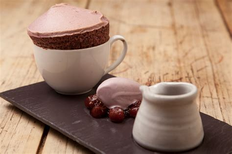 Chocolate Sous Vide Souffle Imbb 20 2 by Black Cherry Souffl 233 Recipe With Sous Vide Cherry