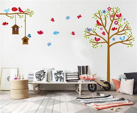 stickers muraux chambre enfant d 233 coration en stickers muraux 40 id 233 es pour la chambre d