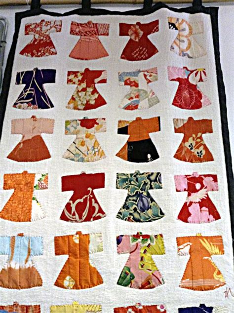 kimono patchwork pattern 199 best kimono quilts images on pinterest asian quilts