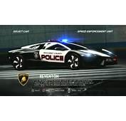 Need For Speed Hot Pursuit  Police Lamborghini Reventon