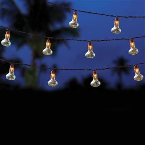 Outdoor Decorative Lighting Strings Buy Decorative String Lighting From Bed Bath Beyond