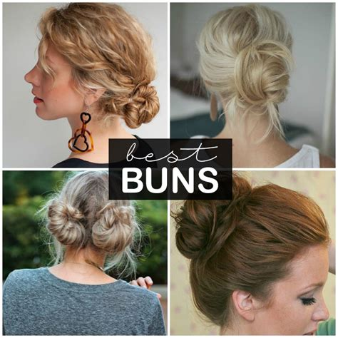17 best images about buns and more on pinterest keisha 17 best bun hairstyles