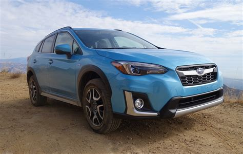 subaru crosstrek hybrid exterior interior price