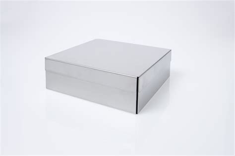 aluminum box freezer boxes 3 quot aluminum box with shoebox lid cryogenic products tool inc