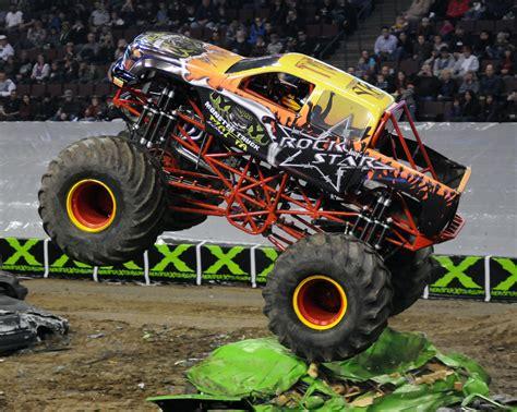 monster truck my favotite monster trucks mark traffic