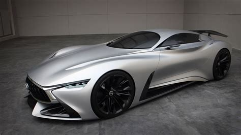 infinity for 2016 infiniti unveils real world vision gt supercar