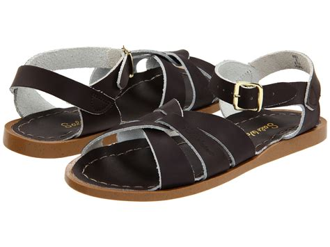 the sandals salt water sandal by hoy shoes the original sandal