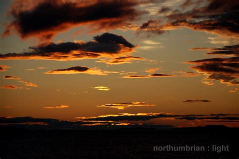 Weekly photo challenge the golden hour northumbrian light
