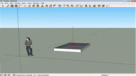 my hobbies me google sketchup how to use the follow me tool in google sketchup youtube