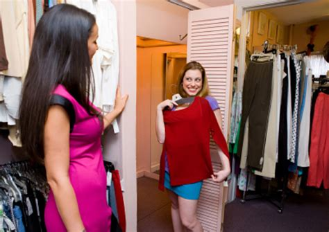 Dressing Room Advice From Strangers Newsvine Fashion by A Guide To Fitting Room Etiquette Wardrobe Advice