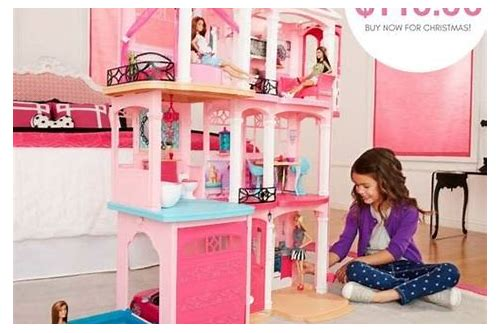 barbie dreamhouse deals 2018