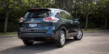 Nissan Awd Vehicles 2016 Nissan X Trail St Awd Review Caradvice