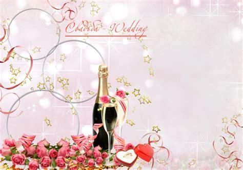 Wedding Album Romantica Psd by Wedding Background Psd Source File Free