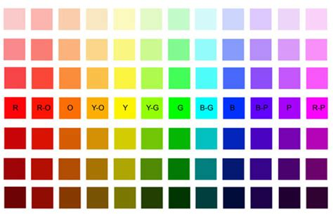 shades of blue color chart blue color charts with names