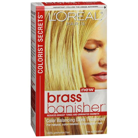 brass banisher before and after blonde hair bored with beauty get inspired beauty hair style