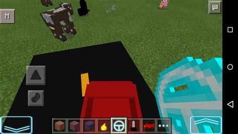 minecraft car pe the cars mod minecraft pocket edition minecraft pe mcpe