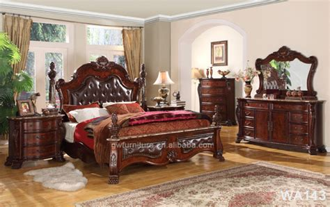quality wood bedroom furniture top quality wood antique bedroom furniture set royal