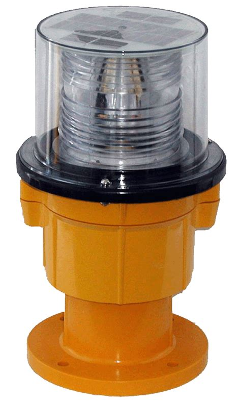 solar powered buoy lights solar led marine lights by mcdermott
