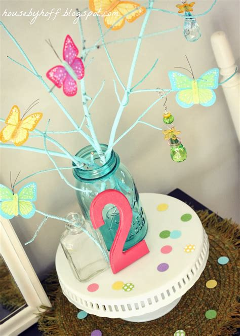 butterfly theme decorations a butterfly picnic birthday house by hoff