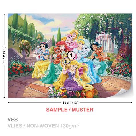 disney wall mural disney princesses rapunzel ariel wall mural photo wallpaper 2492dk ebay