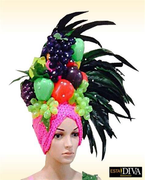 fruit headdress fruit headdress coiffe fruit fruit headdress 1 168