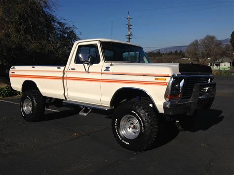 1979 Ford F150 4x4 For Sale by 1979 Ford F 150 4x4 Explorer Lifted Longbed