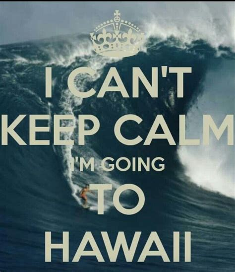 Hawaiian Memes - i can t keep calm i m going to hawaii hawaii