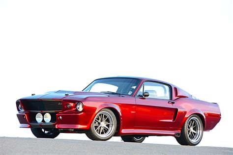 this aviation themed 1967 ford mustang is a pilot s