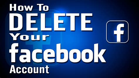 how to delete your account permanently