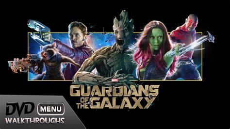Baju Guardian Of The Galaxy 8 guardians of the galaxy 2014 dvd menu walkthrough