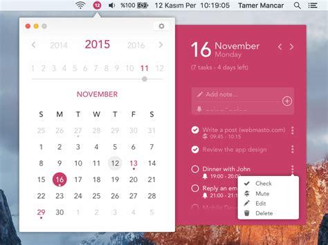 Calendar Desktop App Windows 7 Desktop Calendar App Ui Concept Iosup