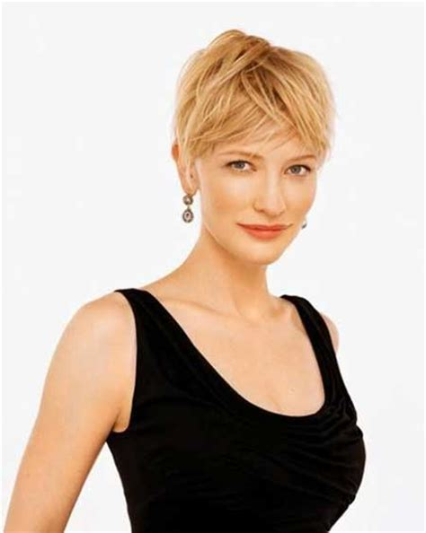 cate blanchett pixie celebrity short haircuts for 2013 short hairstyles 2017