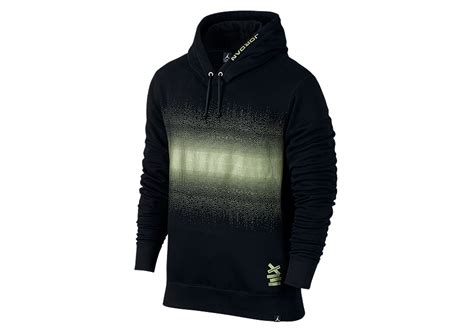 Hoodie Nike Air Abu nike air 13 fleece hoodie black for 82 50 basketzone net
