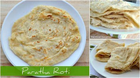 paratha oil roti recipe paratha roti