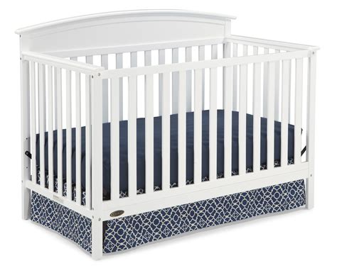 Graco Benton 5 In 1 Convertible Crib White Graco Convertible Crib Parts