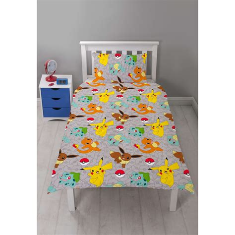 pokemon bed sheets pokemon bedding images pokemon images
