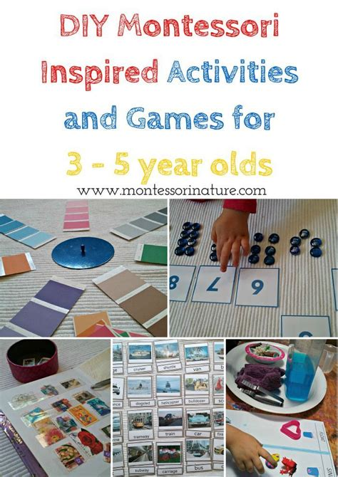 161 best images about nature activities on pinterest montessori nature diy montessori inspired activities and