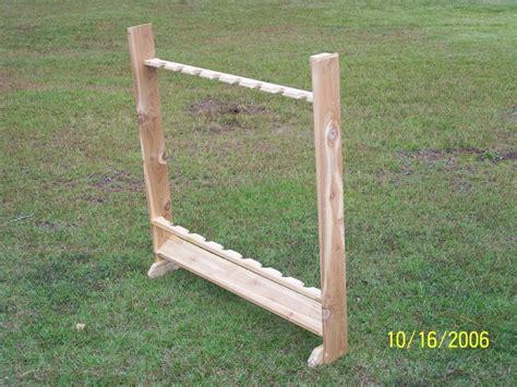 Wood Fishing Rod Rack Plans by Pdf Diy Woodworking Plans Fishing Pole Rack