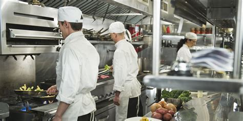 chef shortage in restaurant kitchens service first