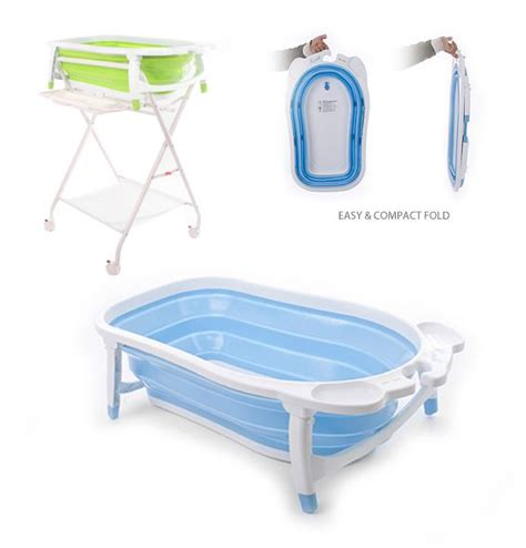 foldable baby bathtub flat folding baby bath baby