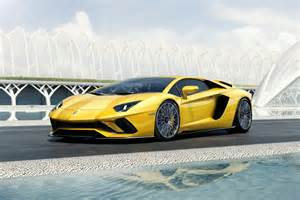 Sports Car Lamborghini The Lamborghini Aventador S Elevating The Benchmark For